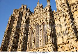 Wells Cathedral Floor Plan English Cathedrals Somerset Stock Photos U0026 English Cathedrals