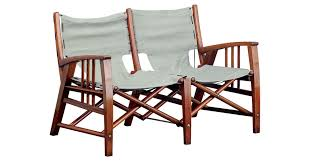 Double Seat Folding Chair Havana Double Seat Folding Chair Furnishing Finds Pinterest