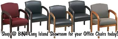 BiNA Discount Office Furniture Wood Frame Guest Vistor Arm Chairs - Bina office furniture