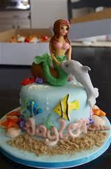 Ocean Cake Decorations Kids Ocean Cake Ideas 425