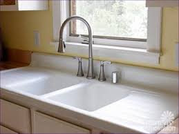 farmhouse kitchen faucet bathrooms awesome apron farm sink 36 apron sink farmhouse