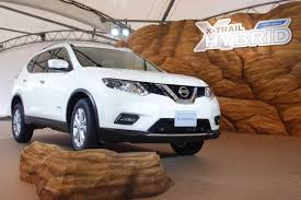 nissan hybrid 2016 nissan begins x trail hybrid suv production in thailand retail