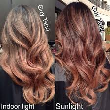 rose gold lowlights on dark hair 88 best hair color rose gold images on pinterest colourful