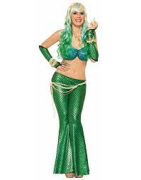 Camel Toe Halloween Costume Amazon Mermaid Leggings Costume Blue Standard Clothing