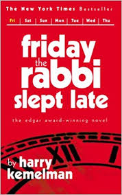 black friday amazon package late friday the rabbi slept late rabbi small mystery harry kemelman