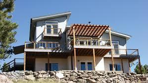 builder home plans sloping lot house plans professional builder house plans
