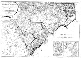 Map Of South India by Map Bibliography Battle Of Camden Project