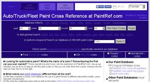 access paintref com paintref com automotive truck fleet paint