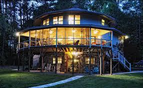 zero energy home plans round modular homes deltec launches line of super efficient net zero