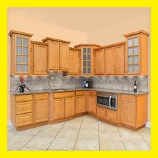 kitchens cabinets for sale wood kitchen cabinets ebay