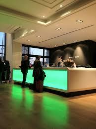 Illuminated Reception Desk Illuminated Reception Desk Interior And Special Lighting