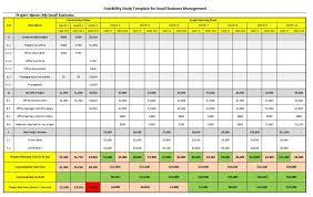 feasibility study template madinbelgrade