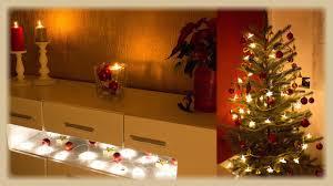 wohnzimmer weihnachtlich dekorieren weihnachtsdeko ein bisschen weihnachten für meine 1 wohnung