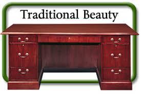 Wooden Office Desk Bina Office Furniture August 2009
