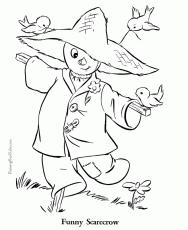 printable disneys autumn and fall season themed coloring book page