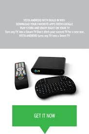 android set top box vistatv android set top box