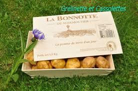 cuisiner les pommes de terre de noirmoutier comment sublimer la bonnotte de noirmoutier grelinette et