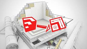 sketchup layout tutorial français sketchup to layout udemy