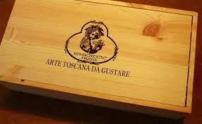 cassette vino casse cassette cantinette in di legno regalo toscana firenze