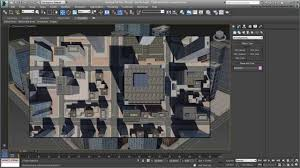 3d Max by 3ds Max Creating City Blocks Part 1 Introduction Youtube