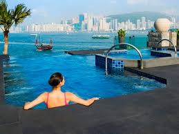 check out these beautiful pools beside nature u0027s body of waters