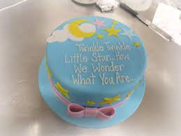 reveal cake