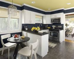 Kitchen Subway Tiles Backsplash Pictures by Paint Laminate Kitchen Cabinets Wooden Flooring Retcangular Silver
