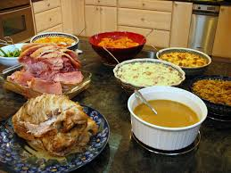 we had a beautiful thanksgiving you big kitchen a
