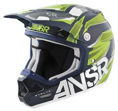 motocross helmets closeouts answer evolve 2 0 valor helmet revzilla
