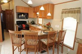 Manufactured Home Interiors A Look At Park Model Homes
