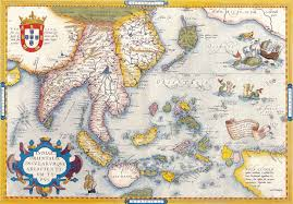 Map Southeast Asia by Antique Maps Of The Worldmap Of South East Asiaabraham Orteliusc