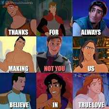 Cinderella Meme - you forgot that cinderella s prince wasn t that great either and