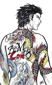 mak nyak histori of traditional japanese tattoo designs yakuza