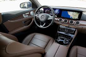 subaru station wagon interior 2017 mercedes benz e400 4matic wagon first test focused on the