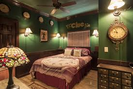 clue escape room game u0026 bedroom at the great escape lakeside