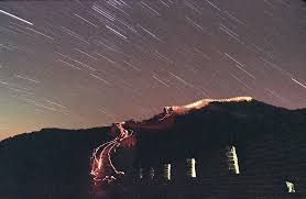 Light In The Sky California Eyes On The Sky How To Watch The Leonid Meteor Shower Friday