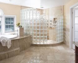 glass block bathroom designs bathroom design traditional bathroom with glass block enclosure