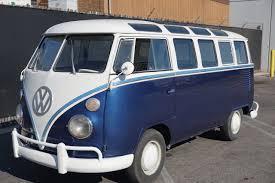 volkswagen bus painting classic deals