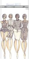 fashion collections sketches on behance