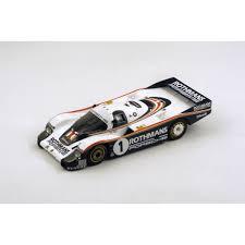 rothmans porsche 956 spark models porsche 956 n 1 winner le mans 1982 j ickx d bell