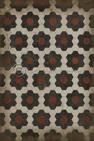 Vintage Retro Floor L Retro Linoleum Floor Patterns Home Safe