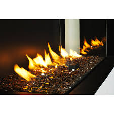Linear Fire Pit by Flare 100