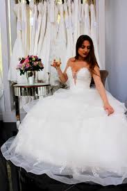 Wedding Dress London Rina From Say Yes To The Dress And Confetti And Lace Lakeside In