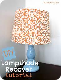 Diy Lamp Shade 20 Diy Lamp Makeovers Creations By Kara