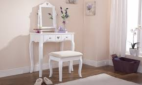 shabby chic dressing tables groupon goods