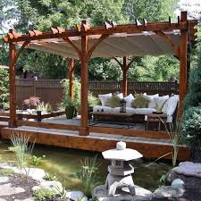 Patio Designs With Pergola by 597 Best Fence Deck U0026 Patio Ideas Images On Pinterest Backyard