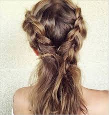 simple hairstyles with one elastic hairstyles you can do with one hair tie easy hair ideas spring 2015