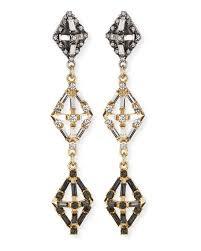 lulu gloria statement earrings