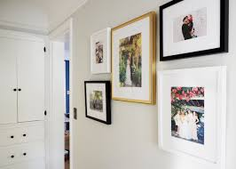home art gallery design mini home updates for fall a family photo gallery wall coco kelley