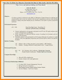 100 Teacher Resume Templates Curriculum by 100 Word Format Resume Free Download Yahoo Jobs Resume
